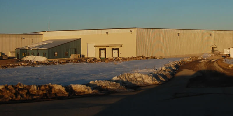 Pre-Engineered Metal Buildings by Blane Casey Building Contractor, Augusta, Maine.